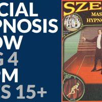 Comedy Hypnosis with Jim Szeles