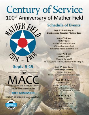 Century of Service: 100th Anniversary of Mather Field