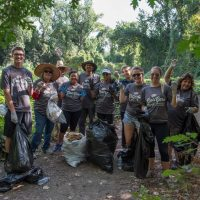 The Great American River Cleanup