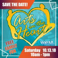 Arts In the Heart: A Celebration of Arts and Diversity in West Sacramento