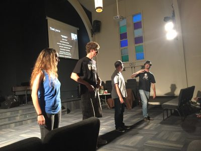 Back to School Night! An Improv Fundraiser