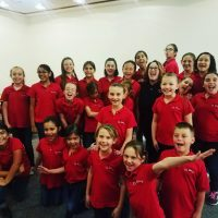 Sacramento Children's Chorus Auditions