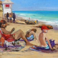 Paintings by Marie-Therese Brown