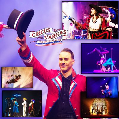 Circus Vargas: Dreaming of Pirates