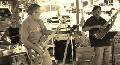 Summer Music Series: Blues Mechanix