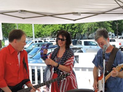 Summer Music Series: Tressa Gaye and Friends Trio