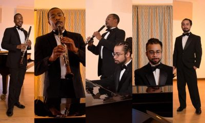 Fuentes and Milton: Pianist and Clarinetist