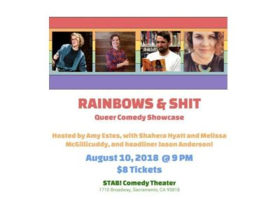 Rainbows and S---: A Queer Comedy Showcase