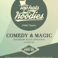 Top Hats and Hoodies: A Comedy and Magic Show