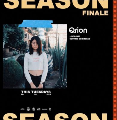 THIS Tuesdays Finale with Qrion