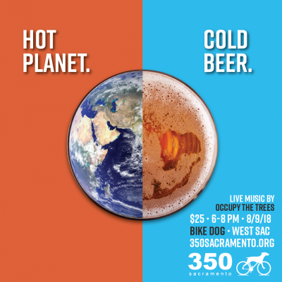 Cold Beer for a Hot Planet