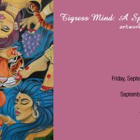 Tigress Mind: A Space Peculiar Exhibit