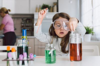 Family Workshops: Kitchen Chemsitry