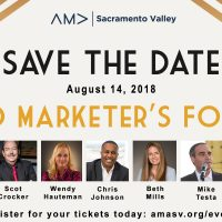 American Marketing Association CEO Marketer's Forum