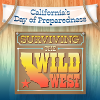 California's Day of Preparedness: Surviving The Wide West