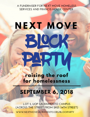 Next Move Block Party: Raising the Roof for Homelessness