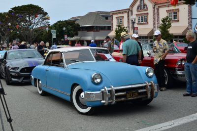 Monterey Cruise-In: Rally & Meet-Up