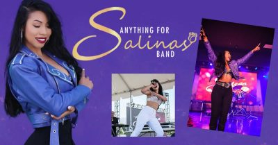 Anything for Salinas Band: Tribute to Selena