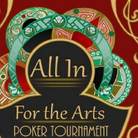 All In for the Arts: Poker Tournament