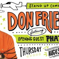 Comedy Night with Don Friesen and Phat Joe