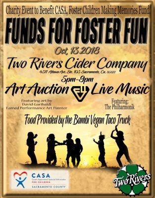 Funds for Foster Fun Charity Event