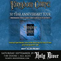 Kingdom Come: 30 Year Anniversary Tour