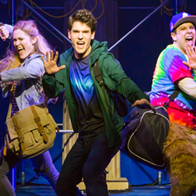 Broadway Sacramento presents The Lightning Thief: ...