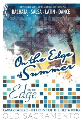 On the Edge of Summer: Waterfront Latin Dance
