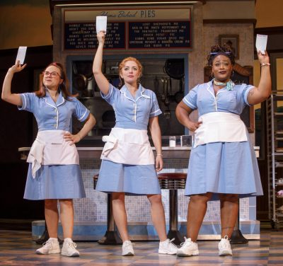 Broadway Sacramento presents Waitress