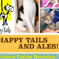 Happy Tails and Ales Party