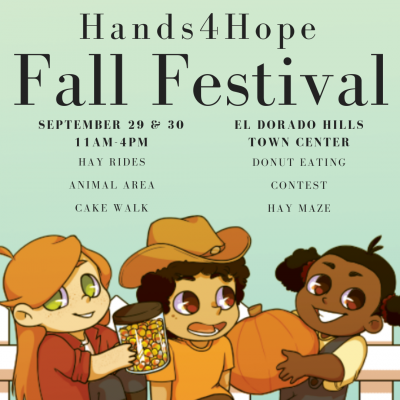Hands4Hope 2nd Annual Fall Festival