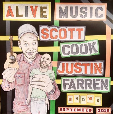 Alive Music with Scott Cook and Justin Farren