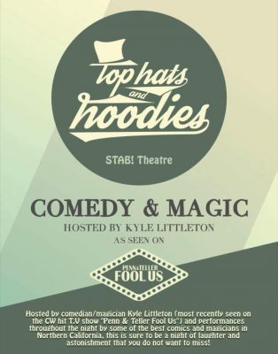 Top Hats and Hoodies Comedy and Magic Show