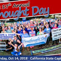 California Freethought Day Festival