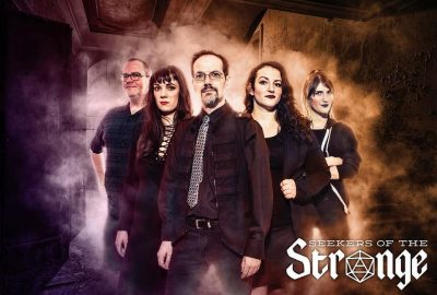 Seekers of The Strange (Upstairs at The B Festival)