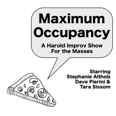 Maximum Occupancy (Upstairs at The B Festival)