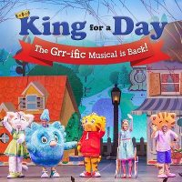 Daniel Tiger's Neighborhood Live: King for a Day