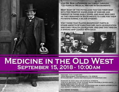 Medicine in the Old West