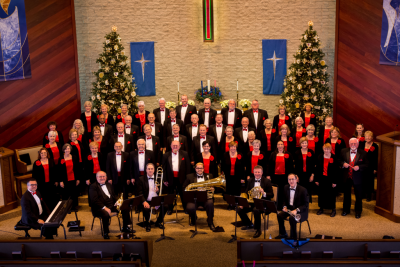 River City Chorale Christmas Concert (St. Mark's)