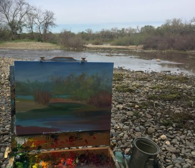 Painting Outdoors Workshop