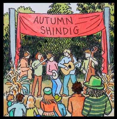 The Autumn Harvest Festval and Shindig