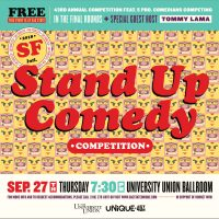 San Francisco International Comedy Competition