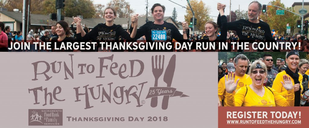 Run To Feed The Hungry 2018