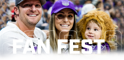 Sacramento Kings Fan Fest