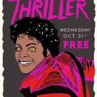 LowBrau Thriller Halloween Party