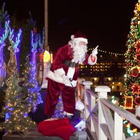 Old Sacramento Waterfront Tree Lighting Ceremony