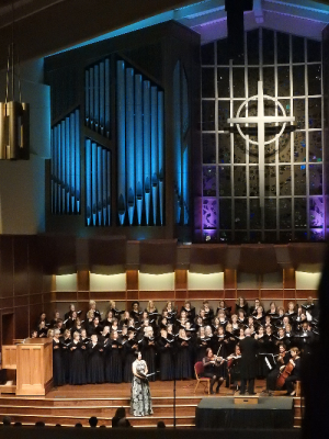 Stained Glass Concert 2018