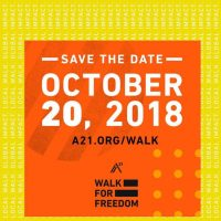 Walk for Freedom Sacramento