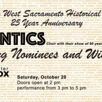 West Sacramento Historical Society 25th Anniversary Event