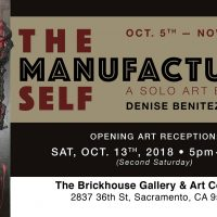The Manufactured Self Art Exhibit